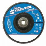 Weiler 51147 Type 29 Tiger Paw Angled Flap Discs