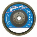Weiler 51153 Type 29 Tiger Paw Angled Flap Discs