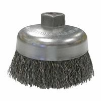 Weiler 36036 Vortec Pro Crimped Wire Cup Brushes