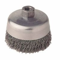 Weiler 36061 Vortec Pro Crimped Wire Cup Brushes
