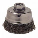 Weiler 36068 Vortec Pro Crimped Wire Cup Brushes