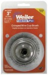 Weiler 36231 Vortec Pro Crimped Wire Cup Brushes