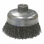 Weiler 36236 Vortec Pro Crimped Wire Cup Brushes