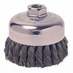 Weiler 36044 Vortec Pro Knot Wire Cup Brushes