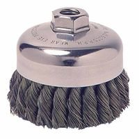 Weiler 36244 Vortec Pro Knot Wire Cup Brushes