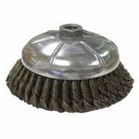 Weiler 36245 Vortec Pro Knot Wire Cup Brushes