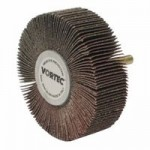 Weiler 30726 Vortec Pro Mounted Flap Wheels
