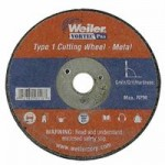 Weiler 56131 Vortec Pro Type 1 Portable Snagging Wheels