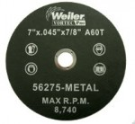 Weiler 56275 Vortec Pro Type 1 Thin Cutting Wheels