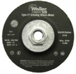 Weiler 56454 Wolverine Grinding Wheels