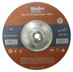Weiler 56470 Wolverine Grinding Wheels