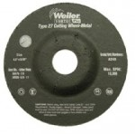 Weiler 56475 Wolverine Grinding Wheels