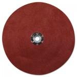 Weiler 61546 Wolverine Resin Fiber Discs