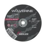 Weiler 56130 Wolverine Thin Cutting Wheels
