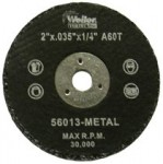 Weiler 56013 Wolverine Thin Cutting Wheels