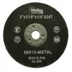 Weiler 56015 Wolverine Thin Cutting Wheels