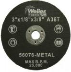 Weiler 56076 Wolverine Thin Cutting Wheels