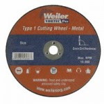 Weiler 56099 Wolverine Thin Cutting Wheels