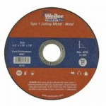 Weiler 56103 Wolverine Thin Cutting Wheels