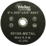 Weiler 56108 Wolverine Thin Cutting Wheels