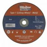 Weiler 56271 Wolverine Thin Cutting Wheels