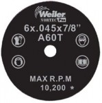 Weiler 56273 Wolverine Thin Cutting Wheels