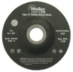 Weiler 56393 Wolverine Thin Cutting Wheels