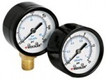 Dry Gauges with Steel Case