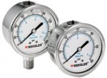 Liquid Filled All Stainless Steel Gauges