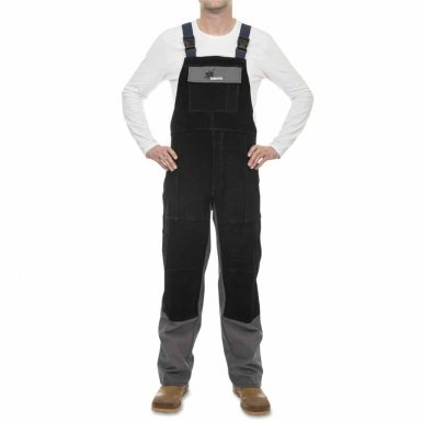 Weldas 38-4340L Arc Knight FR Bib & Brace Combination Overall