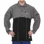 Weldas 38-4320 Arc Knight Leather Bibs