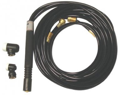 WeldCraft WP-225-25 Water Cooled Flexible Tig Torch Packages