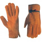 Wells Lamont 1130L Full Leather Driver Gloves
