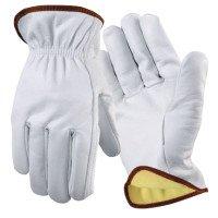 Wells Lamont Y0103L Grain Goatskin/Kevlar Driver Gloves