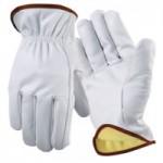 Wells Lamont Y0103XL Grain Goatskin/Kevlar Driver Gloves
