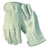 Wells Lamont Y0107S Grain Goatskin Drivers Gloves