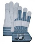 Wells Lamont Y3014L Leather Palm Gloves