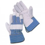 Wells Lamont Y3106L Select Shoulder Split Leather Palm Gloves