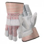 Wells Lamont Y3201L Standard Shoulder Split Leather Palm Gloves