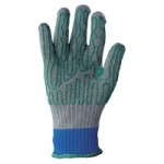 Wells Lamont 134659 Whizard Silver Talon Cut-Resistant Gloves