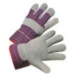West Chester 858/M 2000 Series Leather Palm Gloves