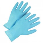 West Chester 2950/L 2950 High Risk Industrial Grade Nitrile Gloves