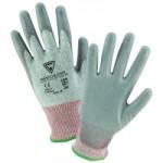 West Chester 710HGU/L 710HGU Palm Coated HPPE Gloves