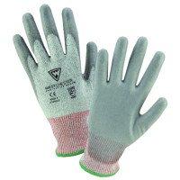 West Chester 710HGU/M 710HGU Palm Coated HPPE Gloves