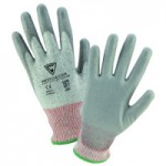 West Chester 710HGU/S 710HGU Palm Coated HPPE Gloves