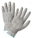 West Chester 720DGU/L 720DGU Palm Coated HPPE Gloves