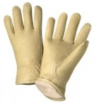West Chester 993K/L Driver's Cowhide Gloves