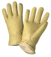 West Chester 993K/S Driver's Cowhide Gloves