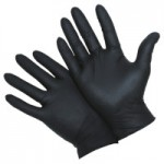 West Chester 2920/L Durable Industrial Grade Nitrile Disposable Gloves