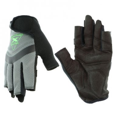 West Chester 89307/M Extreme Work 5 Dex Fingerless Gloves